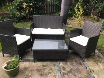 Tremendous Rattan Second Hand Garden Furniture Buy And Sell Preloved Download Free Architecture Designs Parabritishbridgeorg