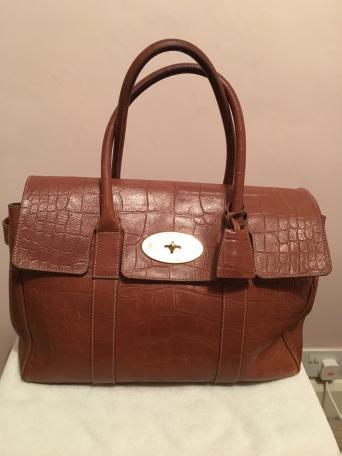 efb62f524b74 Mulberry Bayswater Handbag