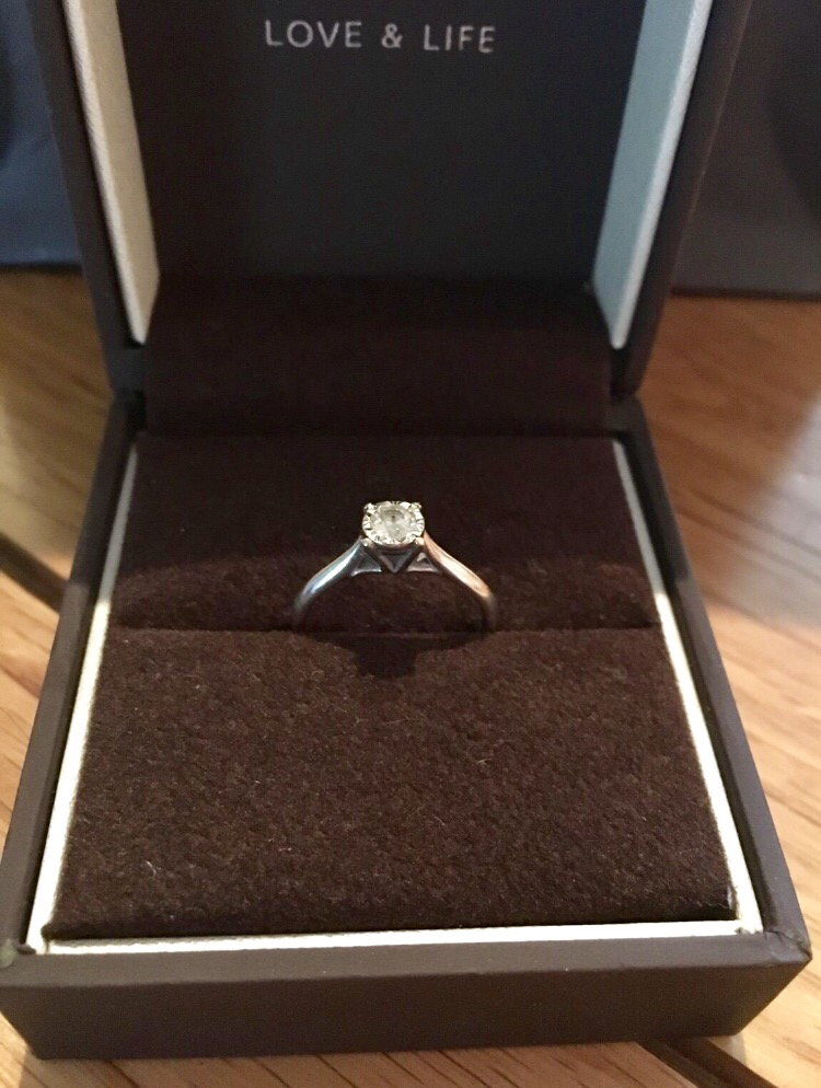 ernest jones white gold ring Second Hand Jewellery Buy and Sell
