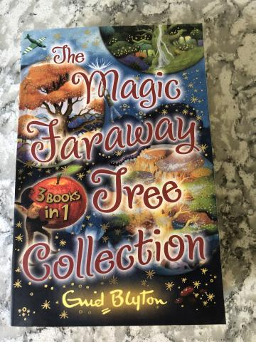 Preview of the first image of The Magic Faraway Tree Collection by Enid Blyton.