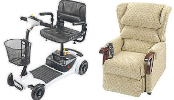 Est 2003 * Scooters from £295 * Rise/Recline chairs from £495 * Adj beds from £595 * No obligation * Home demou0027s * Part Ex welcome Mobile showroom Call ...  sc 1 st  Preloved & second hand rise and recliner chairs - Second Hand Disability ... islam-shia.org