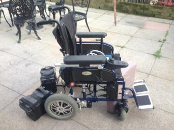 Second Hand Electric Wheelchairs, Buy and Sell in Blackpool