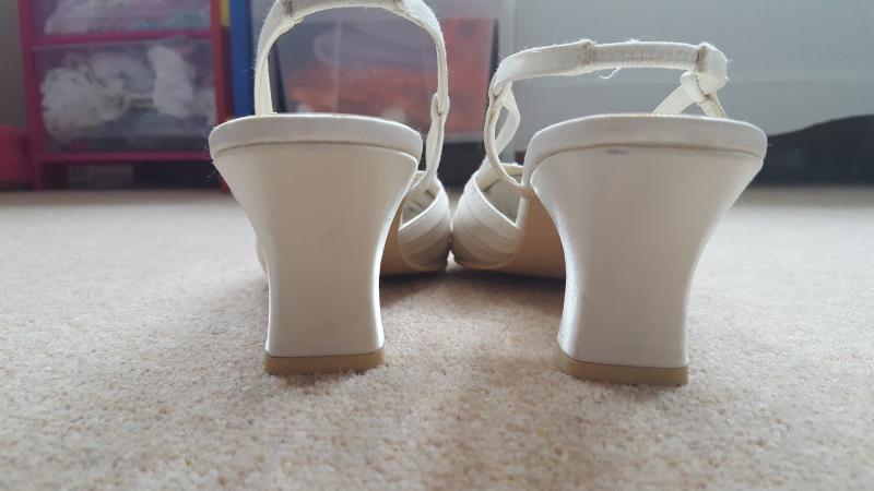 Image 3 of wedding/bridesmaid shoes