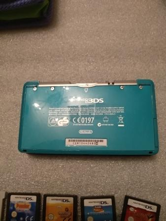 Image 9 of Nintendo 3DS with Games Excellent Condition