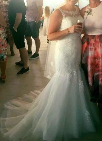 Prudence gown wedding dress