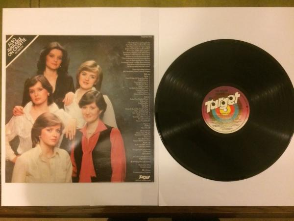 The Nolan Sisters 20 Giant Hits Vinyl Record