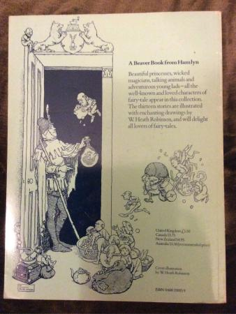 Image 4 of The W. Heath Robinson Illustrated Story Book