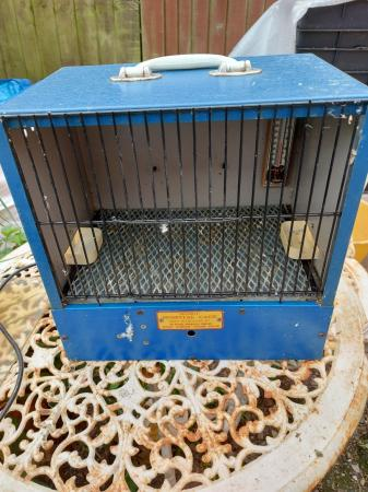 Image 1 of bird hospital cage