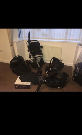 Image 1 of Quinny Buzz travel system