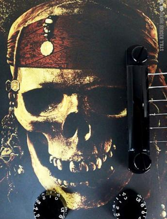 Image 11 of Epiphone les Paul Pirates of the Caribbean Collectors Piece.