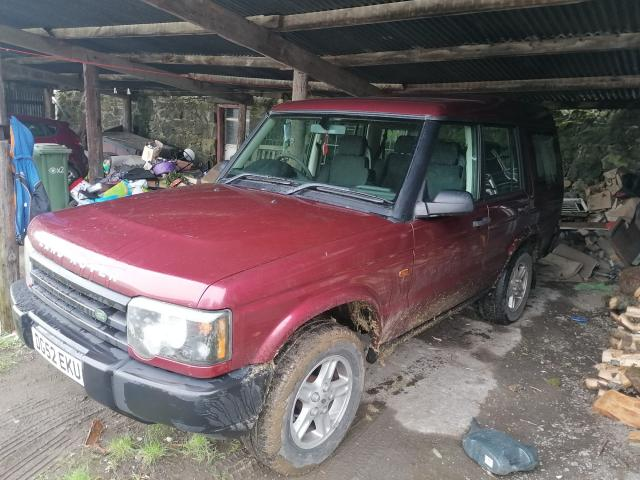 Preview of the first image of Land rover discovery td5.