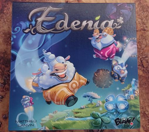 Image 1 of Edenia family board game