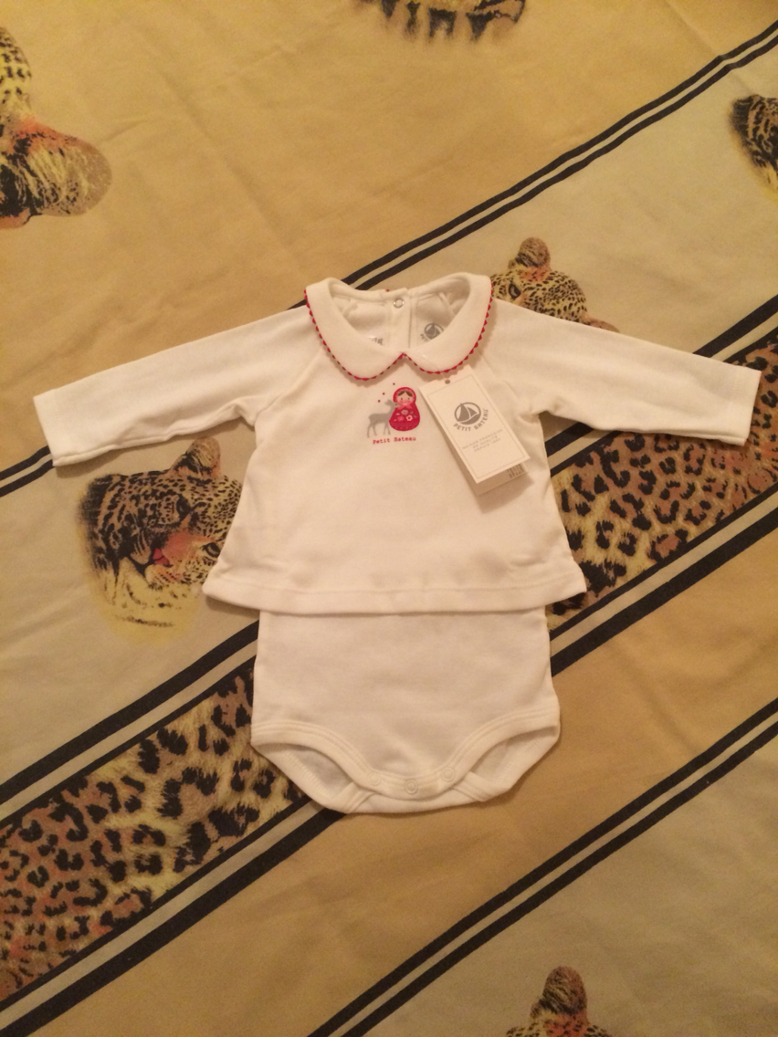 Clothes Baby Petit Bateau Second Hand Children S And Baby Clothes