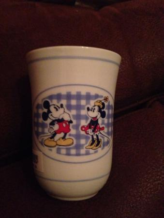 Image 1 of Disneyland children's Exclusive MickeyMouse Cup -Collectable