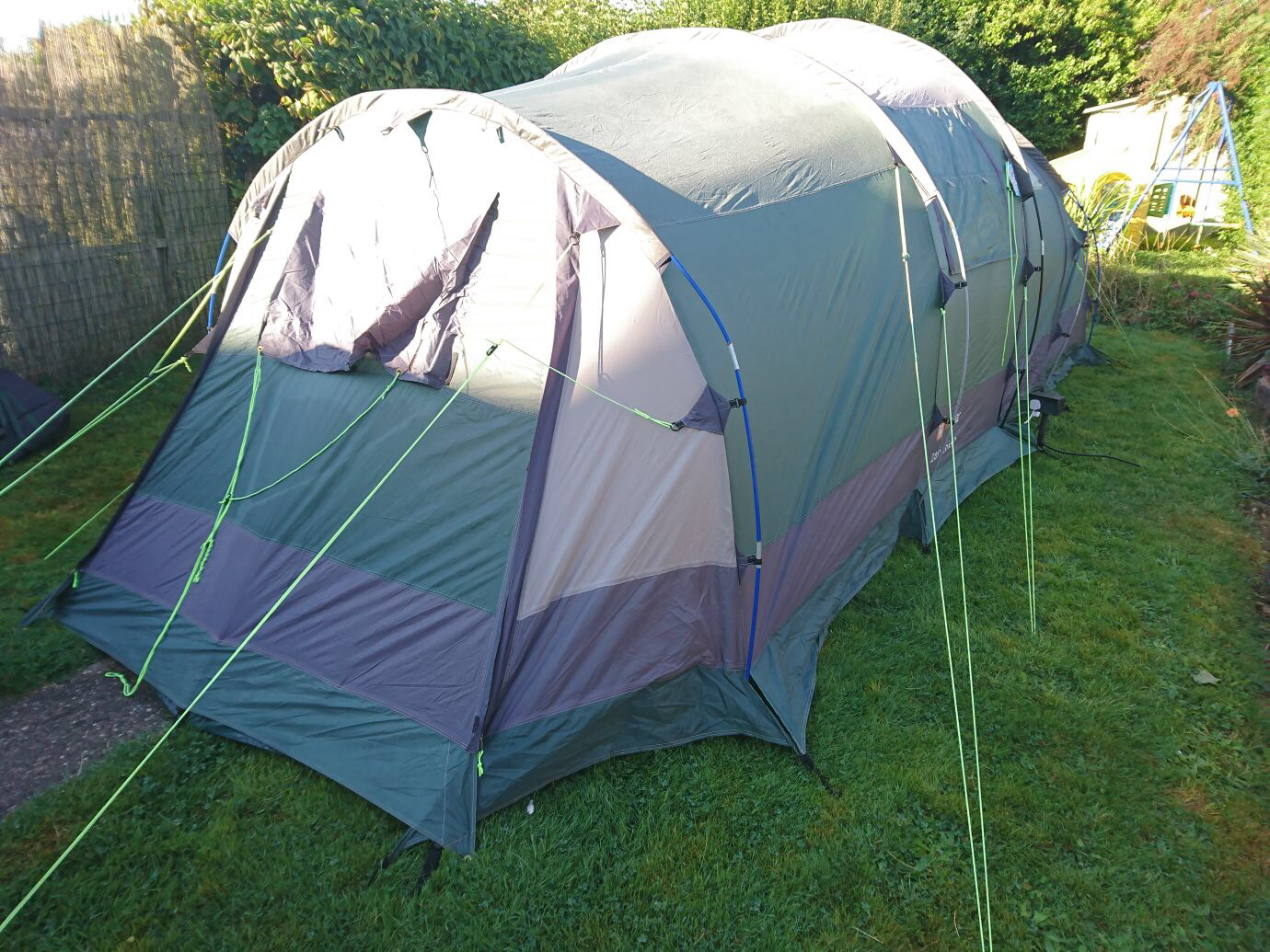 Higear 6 birth tent & zenobia 6 tent - Used Tents Buy and Sell in the UK and Ireland ...