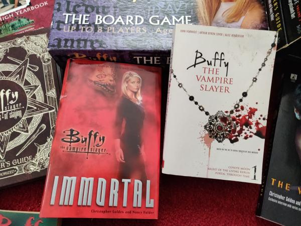 Image 18 of Buffy the Vampire Slayer Collection bundle