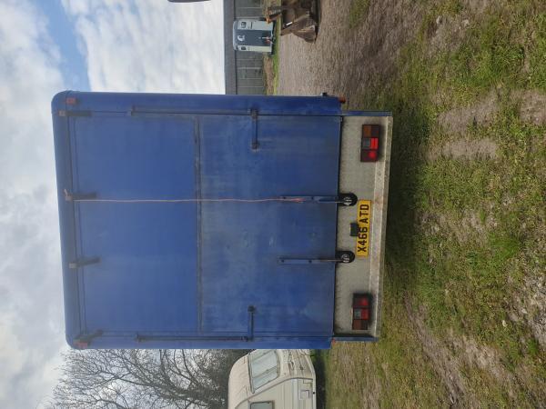 Image 3 of 7.5t Leyland Daf 45 horsebox
