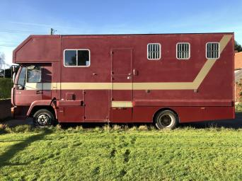 horse lorry - Used Lorries and Trucks, Buy and Sell | Preloved