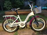 18 Inch girls bike for sale excellent condition - £50