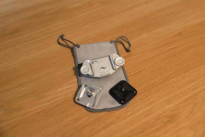 Image 1 of Camera Accessories. Clip and Strap.
