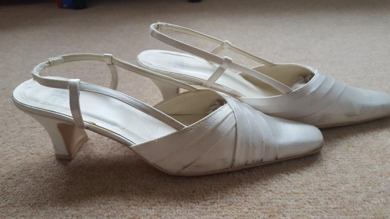 Image 2 of wedding/bridesmaid shoes