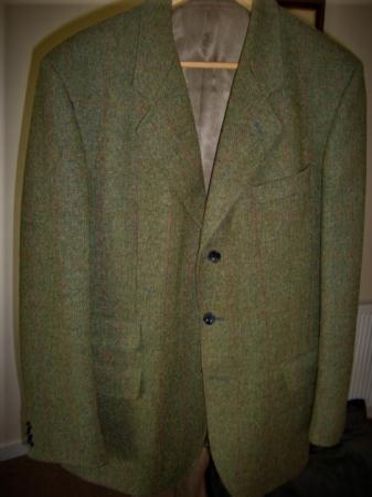 Image 1 of Tweed sports jacket