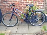 LADIES MOUNTAIN BIKE HANDBUILT FRAME PRICE REDUCED - £30