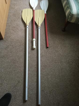 Image 2 of Kayak oar's