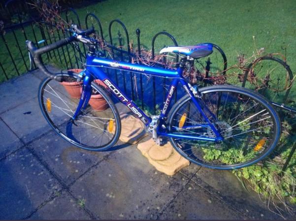 Image 1 of Scott racing bike