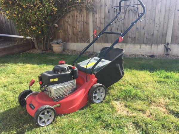 Image 1 of Petrol Lawn Mower Self Propelled