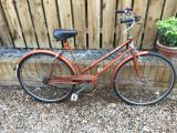 Traditional Ladies Bike from around 1970/1980s - £60