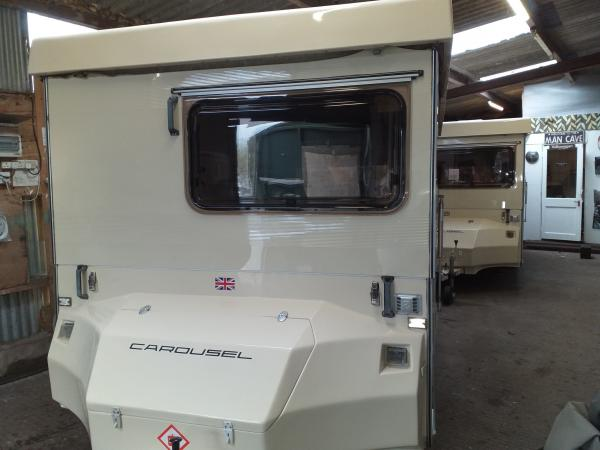 Image 1 of WANTED FOLDING CARAVANS Including POP TOPS