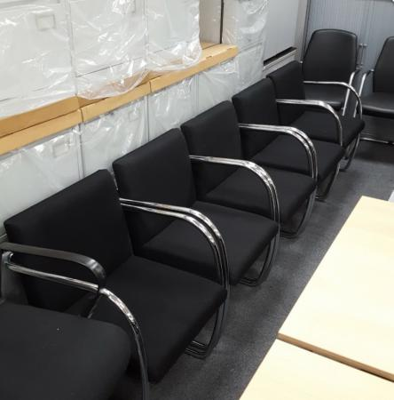 Image 5 of Original Knoll Brno Meeting Chair cheap London Essex