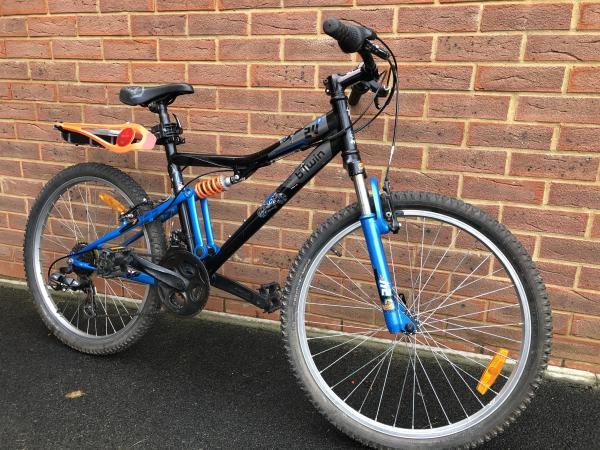 Image 1 of Children's Cycle. Used but in Very good condition