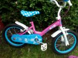"girls bike 16"" wheels 6/8 year old - £15 ono"