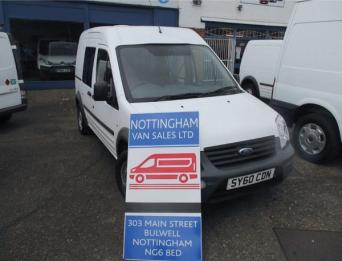 0cd98e2166 Ford transit connect crew cab ex. Police auth. 2010 High-roof. Lwb