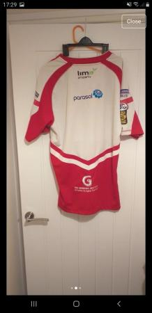 Image 2 of rugby league Jersey
