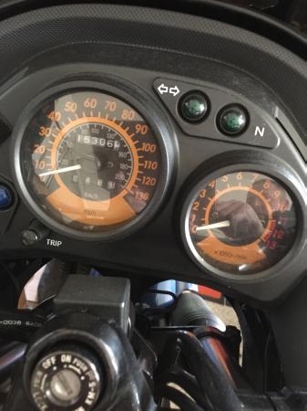 Image 6 of Kawasaki kle 500 b6