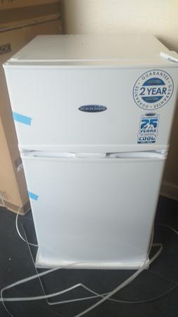 Image 1 of fridge/freezer brand new still boxed