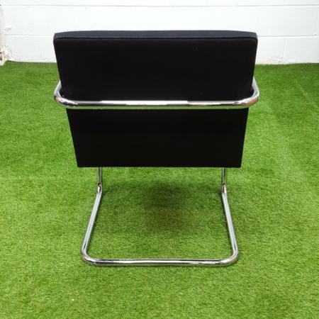 Image 3 of Original Knoll Brno Meeting Chair cheap London Essex