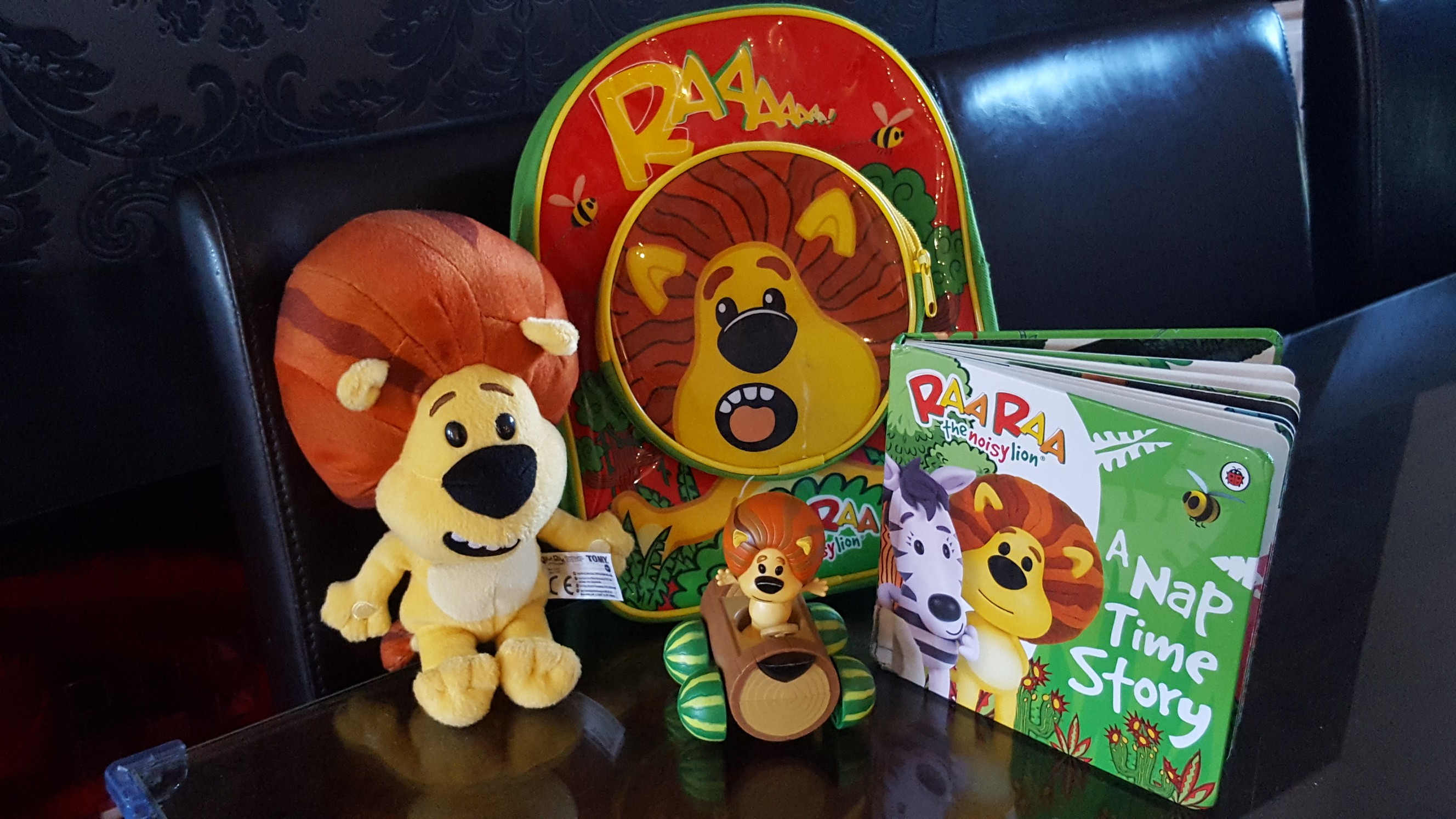 RAA RAA The Noisy Lion toy bundle for sale  Leeds