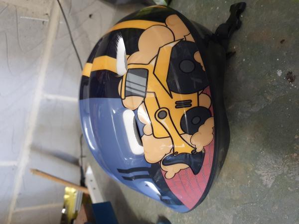 Image 1 of toddler cycle helmet