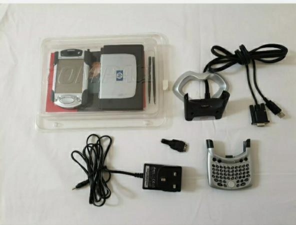 Image 9 of Compaq iPAQ Pocket PC H3950 Windows Mobile 400 MHz, Rare
