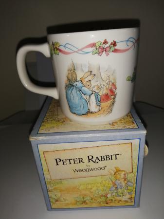 Image 1 of Wedgwood - Peter Rabbit - Christening