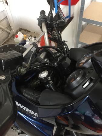 Image 9 of Kawasaki kle 500 b6