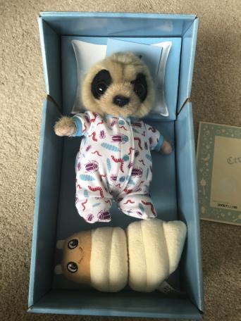 Baby Oleg & Certificate
