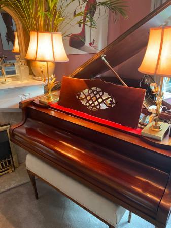 Image 1 of Baby grand piano Leutke Leipzig
