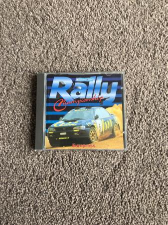 Image 1 of Rally simulation game