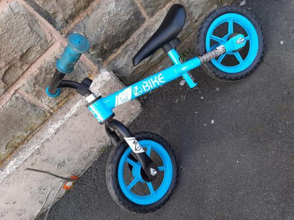 Image 1 of Toddlers Balance bike