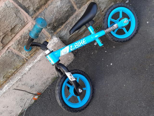 Preview of the first image of Toddlers Balance bike.